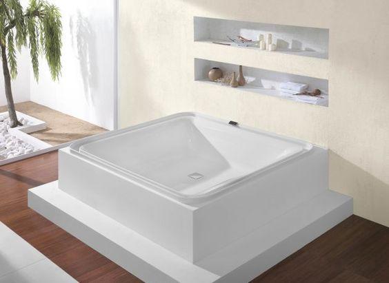 Badewanne von Hoesch