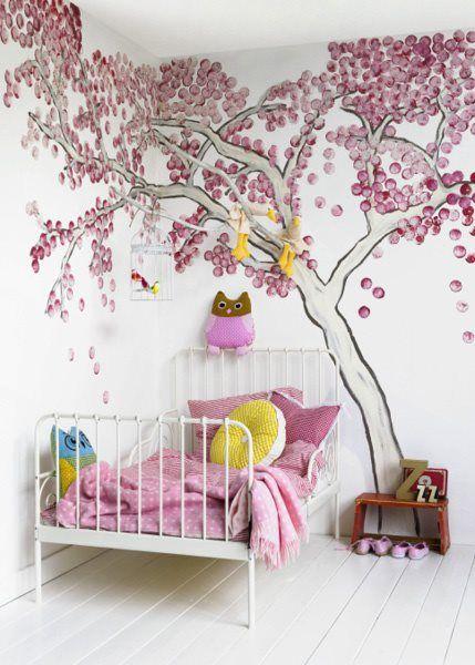 Un árbol para columpiarse y tener dulces sueños...