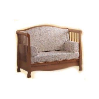 transformation d 39 un lit b b en canap kid s room pinterest. Black Bedroom Furniture Sets. Home Design Ideas