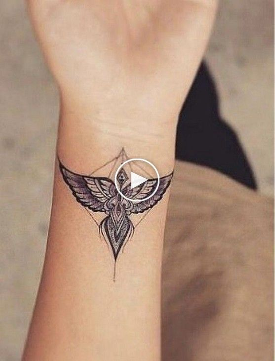 80 Unique Wrist Tattoos Forearm Tattoos For Women With Meaning
