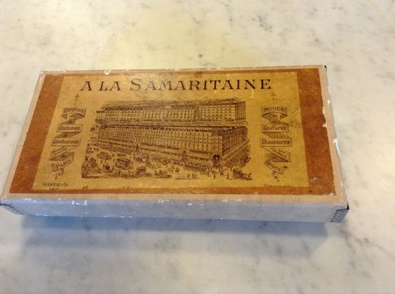 Rare French Mignonette IN Original Samaritaine Dept Store BOX Extras NEW | eBay