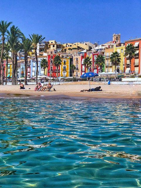 Mi Pueblo Villajoyosa Alicante South Of Spain Places To Travel Alicante Spain