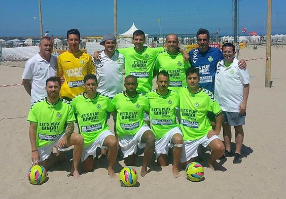 DESPORTO ALMADA  : Finais nacionais do futebol de praia em Setúbal co...