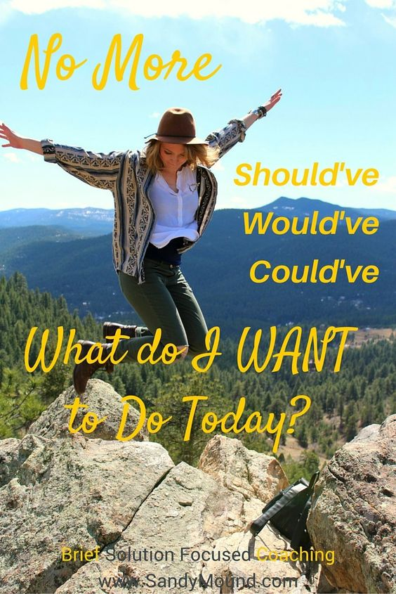 """No longer will I start my day with """"What's my biggest pain point?"""" or """"What really should be done today?"""" but from now on I'm starting my day with """"What will bring me the most joy today!"""" and """"What do I WANT to do today?""""! The amount of energy I gained..."""