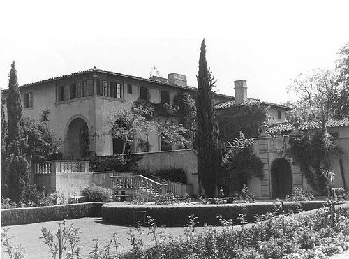 Jean Harlow s home still standing hollywood homes Pinterest
