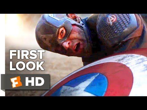 Avengers Endgame First Look 2019 Avengers Downey Junior