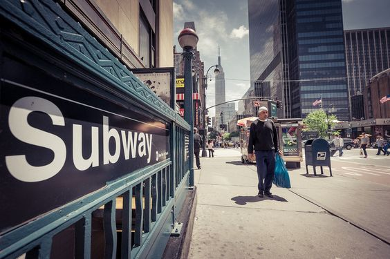 Subway, NYC