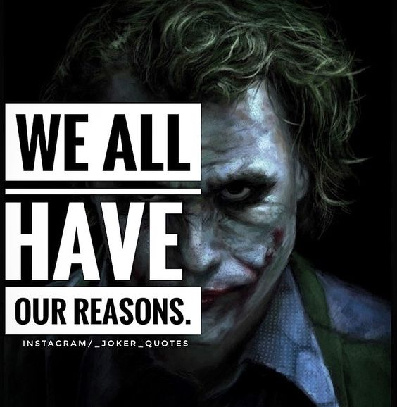 Joker Love Best Quotes Jokers Are Jokers Joker Jokerquotes