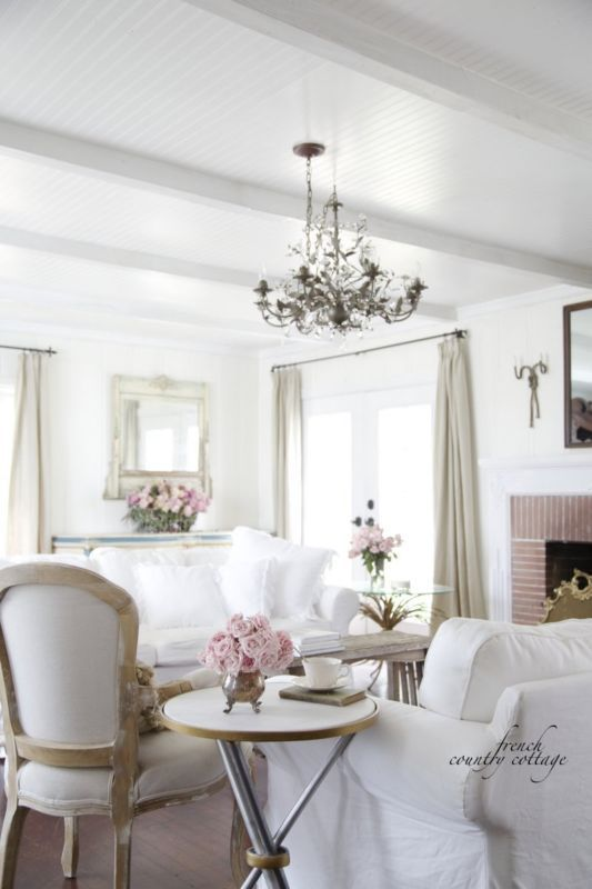 FRENCH COUNTRY COTTAGE: Our Home: