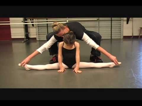 5 year old Kaylee doing Classical Ballet dance (Russian Ballet trained) Level 1/2 - YouTube