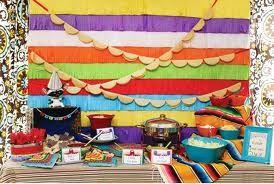 fiestas mexicanas decoracion - Buscar con Google