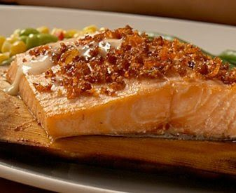 Cedar plank salmon, Planks and Salmon on Pinterest