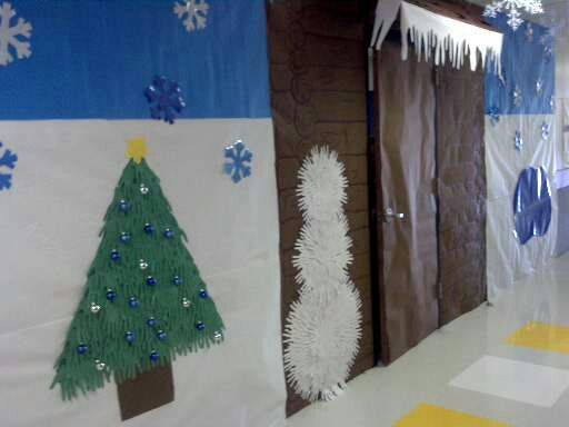 North Pole Christmas Decorations Childcare