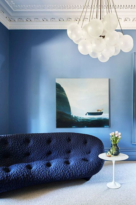 We Ranked The 33 Best Colors To Paint Your Living Room In 2020 Living Room Color Schemes Living Room Color Blue Walls Living Room