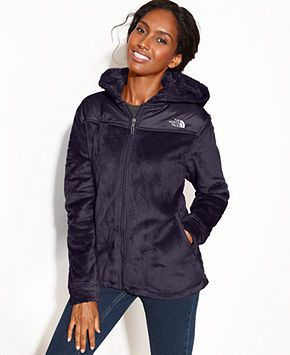 The North Face Jacket Oso Hooded Fleece - The North Face Jackets