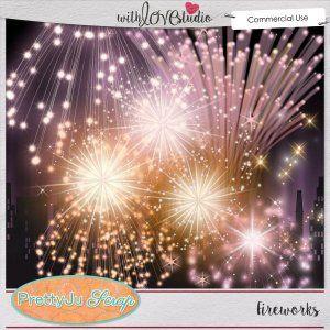 Fireworks - CU