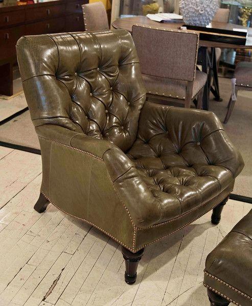 Sleepy Hollow Chair Leather Ferguson Copeland Living