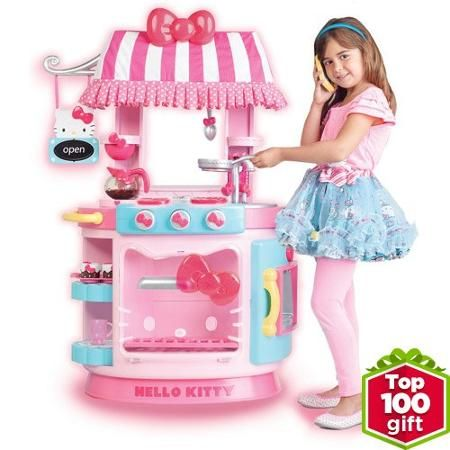 Hello Kitty Kitchen Christmas Birthday And 5 Year Olds On