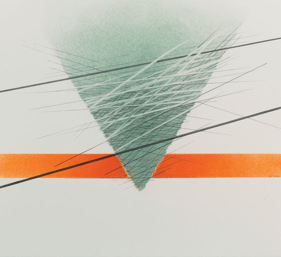 Ann Christopher RA, The Lines of Time – 25. © Ann Christopher.