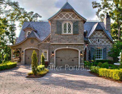 House by design firm storybook homes based in lynden washington usa photo credit hanna - Storybook houses dreamy home ...