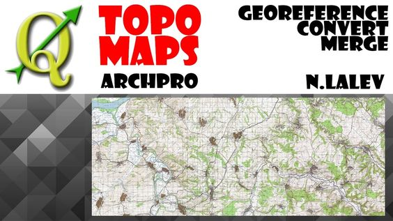 Georeference Convert Clip and Merge Rasters (QGIS 2.18)