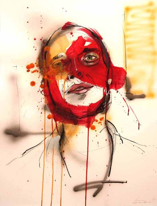 Blood makes noise...