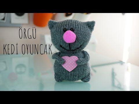 Amigurumi Tatliş Kedi Tarifi | Kedi, Amigurumi, Amigurumi modelleri | 360x480
