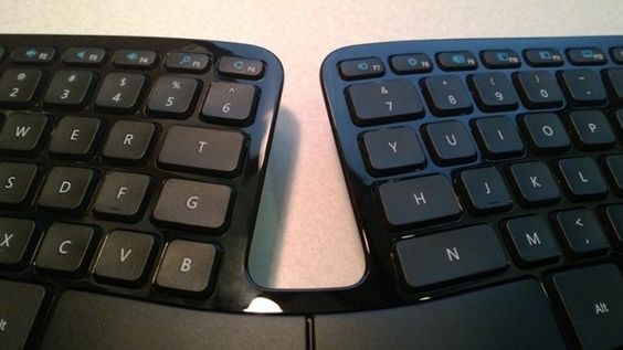 Microsoft bringt futuristische Tastatur für Windows 8