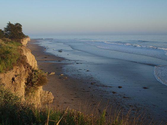 Santa Barbara Beach: