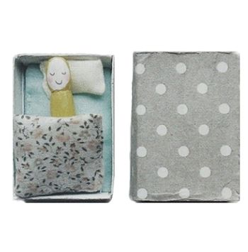 High level cuteness match box art