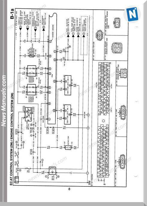 Mazda Wiring Diagram 323