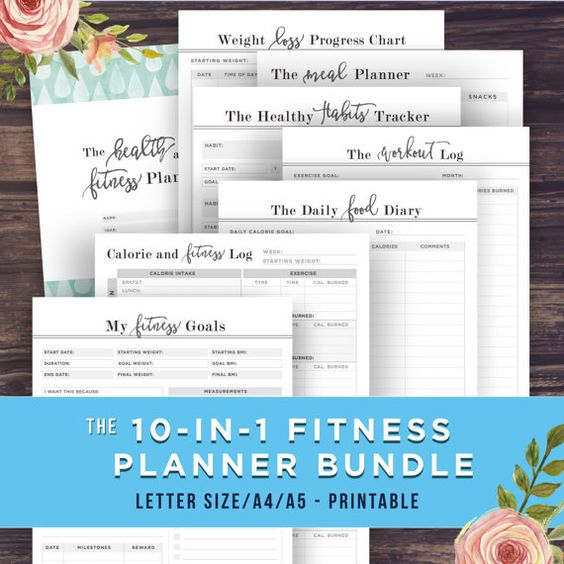 Printable Weight Training Daily Log: Pinterest • The World's Catalog Of Ideas