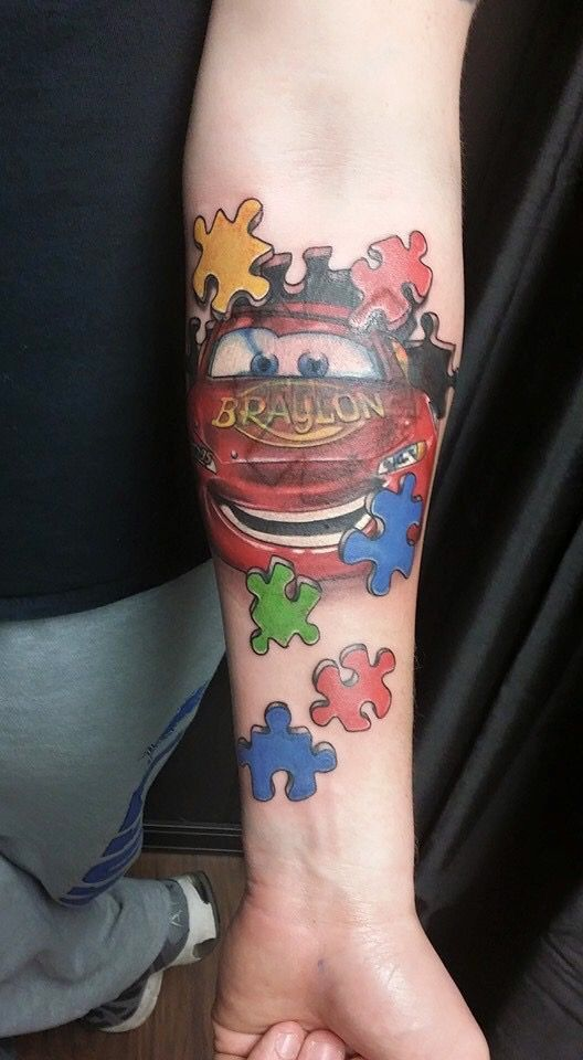 Pin By Carrie Timko Johnson On Tattoos Autism Awareness Tattoo