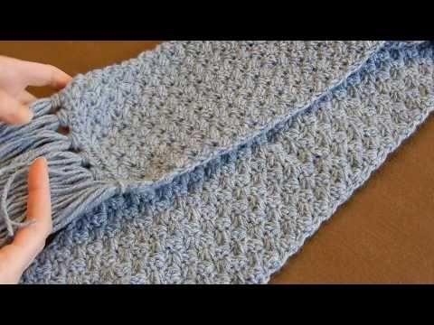 Crochet Scarf Tutorial Easy Elegant And Simple Beginner Level Youtube Crochet Scarf Tutorial Crochet Scarf For Beginners Simple Scarf Crochet Pattern