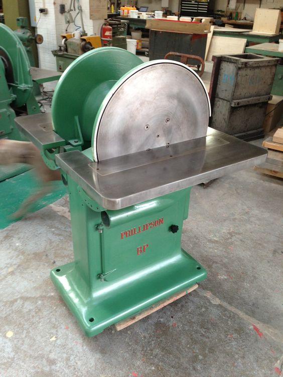 disc machine for sale
