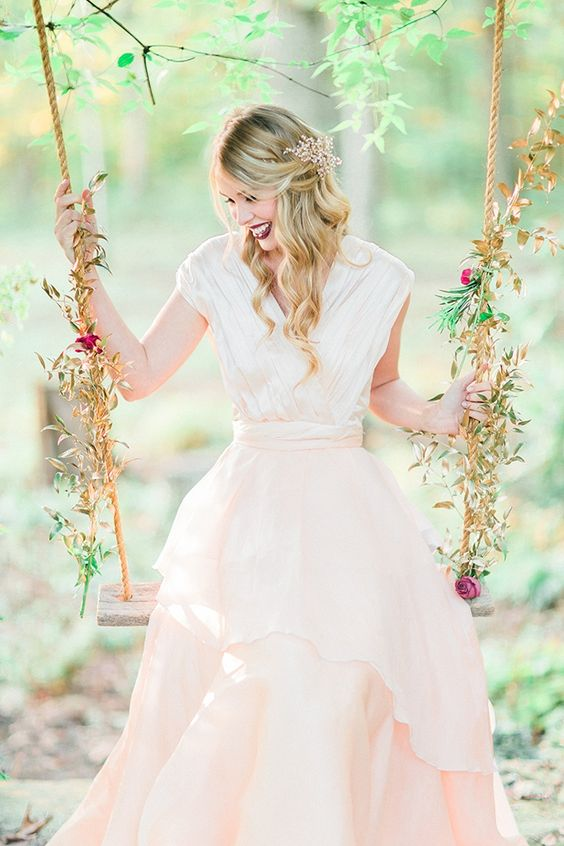 romantic fall wedding inspiration | Mikaela Marie Photography | Glamour & Grace: