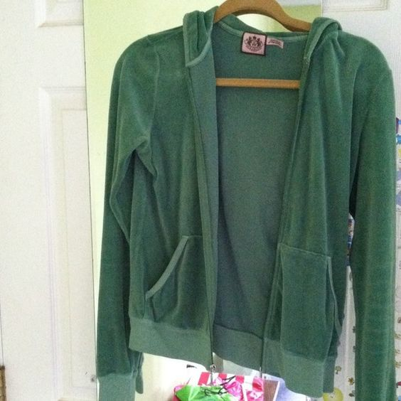 juicy couture zip up never worn Juicy Couture Jackets & Coats