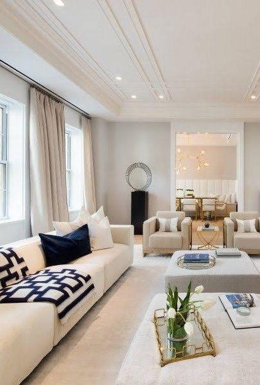 Idea By Swish Inspiration On Home Decor Ceiling Design Modern