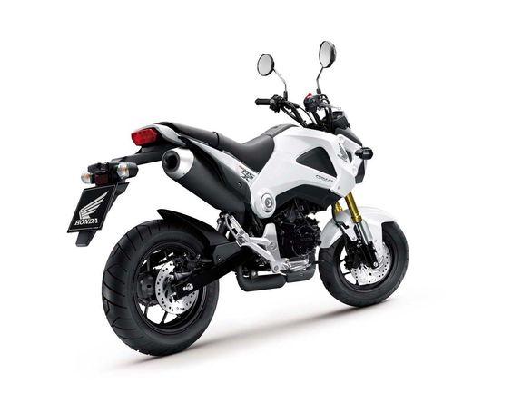 2013 Honda MSX125 #monkeybike