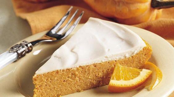 Pumpkin cheesecake, Cheesecake and Pumpkins on Pinterest