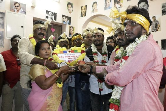 Lee Pictures Production Ambu AIM Pandran Just Miss Movie Launch