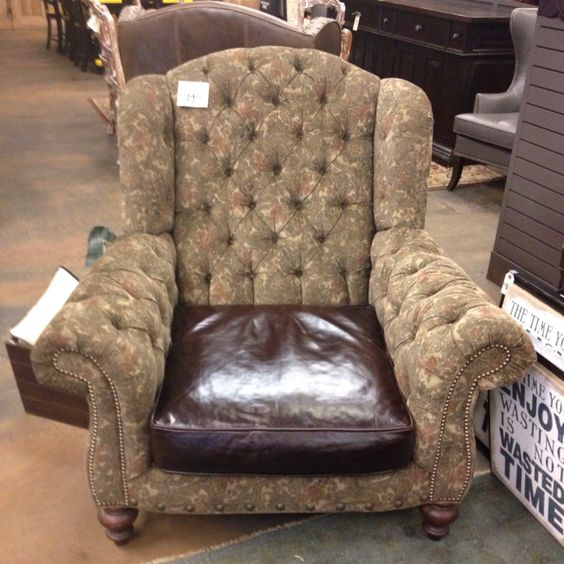 Chair, for the library!?