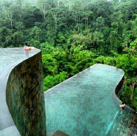 hanging gardens pools swimming pools ubud hanging gardens ubud bali