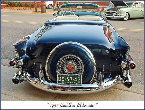 1955 Cadillac Eldorado fifth wheel | by sjb4photos