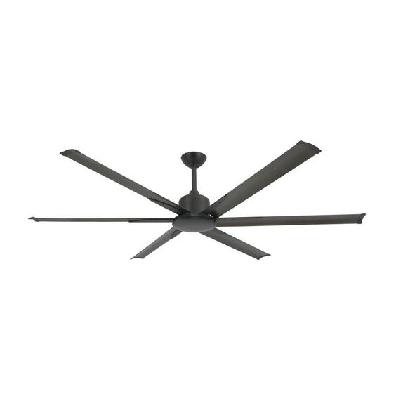 Troposair Titan Ii 72 In Indoor Outdoor Oil Rubbed Bronze Ceiling