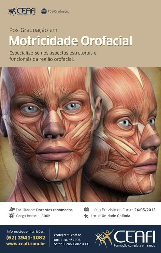 """Arte """"Motricidade Orofacial"""" feita para o CEAFI"""