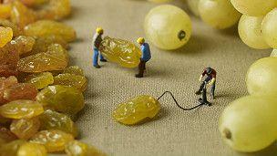 En fotos: Minimiam, un delicioso mundo en miniatura - BBC Mundo - Video y Fotos