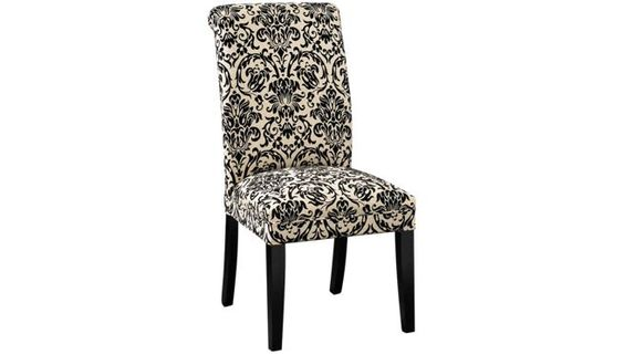 Container Marketing Cameo Upholstered Side Chair
