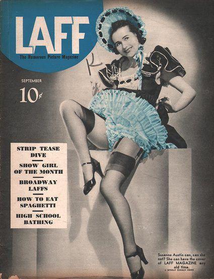 Laff September 1940