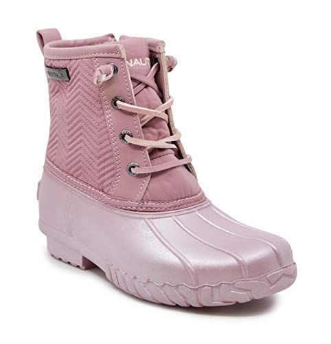 Nautica Kids Girls Fashion Sneaker Little Kid//Big Kid Slip On